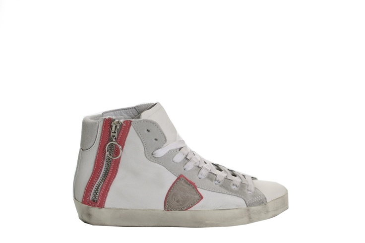 PHILIPPE MODEL HIGH SNEAKERS  http://www.montenapoleoneluxury.com/products/women-shoes/philippe-model/sneakers/090339244918040622952/philippe-model-high-sneakers.html?cGFnZT0y