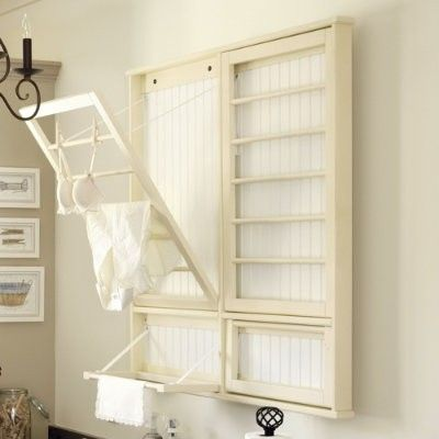 Great drying rack for laundry room