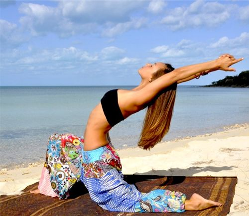 Fit, Yoga Fashion, Beach Style, The Ocean, Yoga Poses, At The Beach, Yoga Pants, Weights Loss, Food Recipe