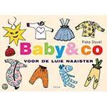 patronen boek voor baby kleding