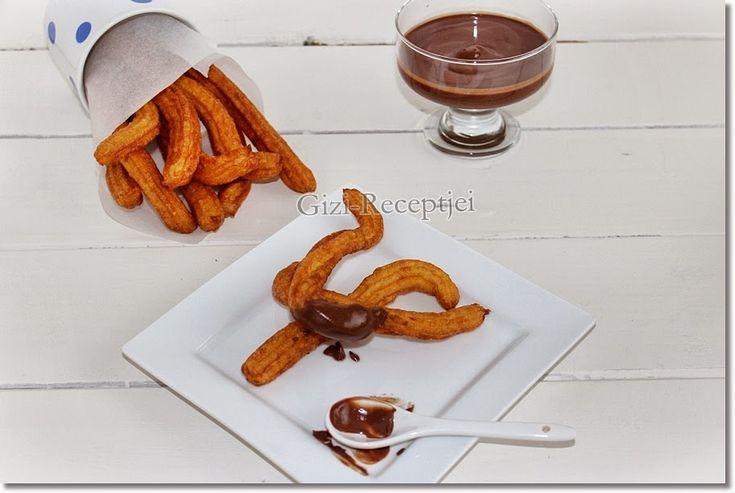 Churros | Fotó: gizi-receptjei.blogspot.hu - PROAKTIVdirekt Életmód magazin és hírek - proaktivdirekt.com