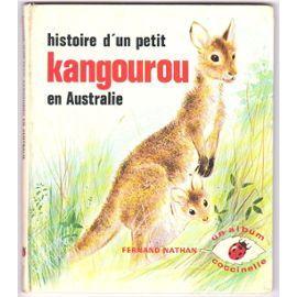 Histoire D'un Petit Kangourou En Australie