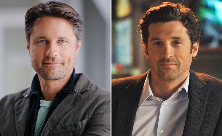 Grey's Anatomy's Riggs: Replacing Derek was hard   Greys ...