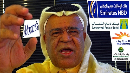 He went back intolerably against norms and rehired the same Peculator Goons whom supposed to be in Jumeirah Hilton for life and busted for Dubai crash in 2008 Madness. The upcoming Vendetta between the Dubai Dinosaurs and the Peculator Goons it will be amusing. It's another Boom Nightmare the Emirate has to Stomach whilst the National Debt growing as hell. Since Dubai Ruling Platform Mediocrity is Parochially Scion.
