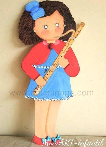 1000 images about siluetas de madera y murales kids deco - Siluetas madera infantiles ...