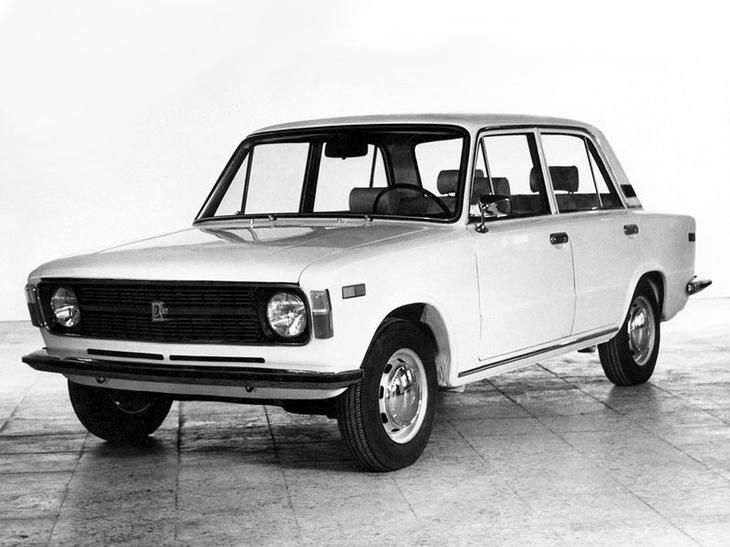 44. Такой вариант предлагался для ВАЗ 2105, потом для ВАЗ 21011.