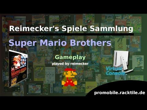 Reimecker's Spiele Sammlung : Super Mario Brothers