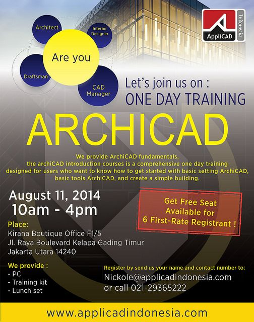 archicad training