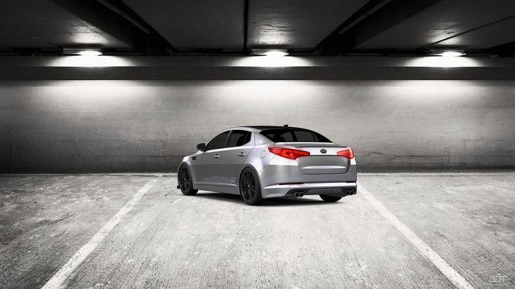 Checkout my tuning #Kia #Optima 2011 at 3DTuning #3dtuning #tuning