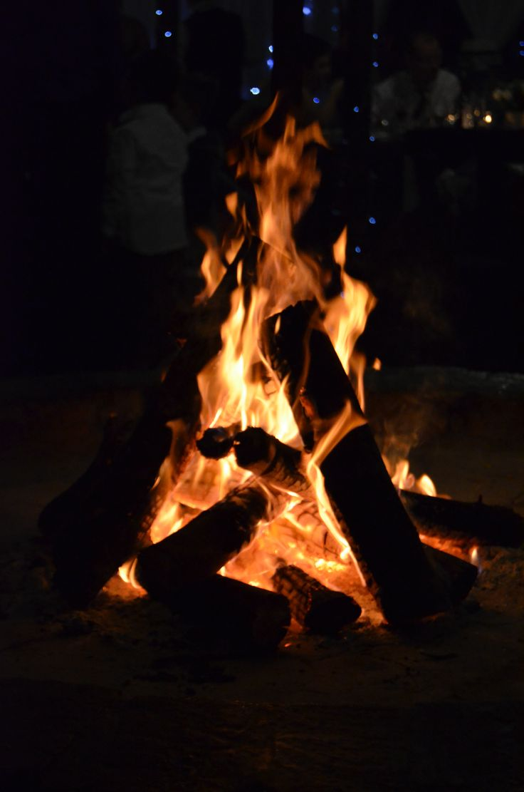 Special times with my wonderful family around a camp fire :) #GETFESTIVEWITHORMS
