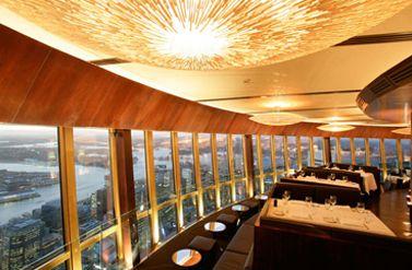 360 Bar and Dining - 360 Revolving Views of Sydney Skyline