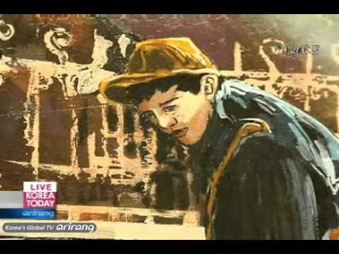 Hernan Bas, Prominent Contemporary Artist [Korea Today] - YouTube