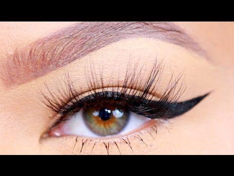 25+ best ideas about Hooded eyes eyeliner on Pinterest | Hooded ...