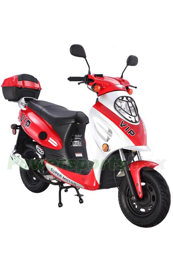 MC-T02 50cc Taotao VIP50(CY50A) Sports Moped Scooter, 10
