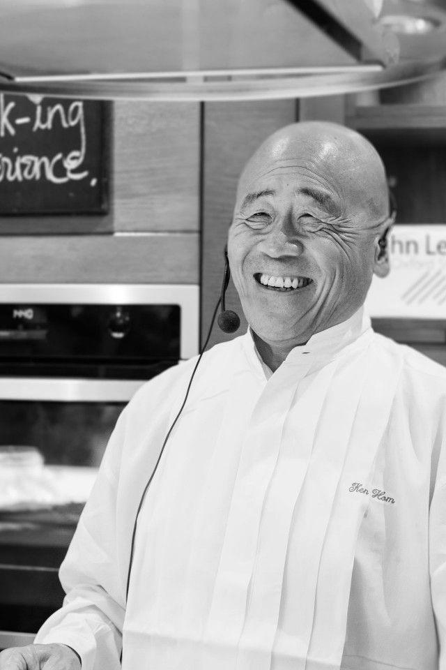An interview with Chef Ken Hom | Lauren Caris Cooks