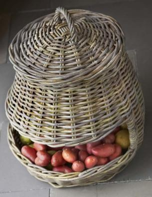 1000 images about bountiful baskets on pinterest wire for Bountiful storage