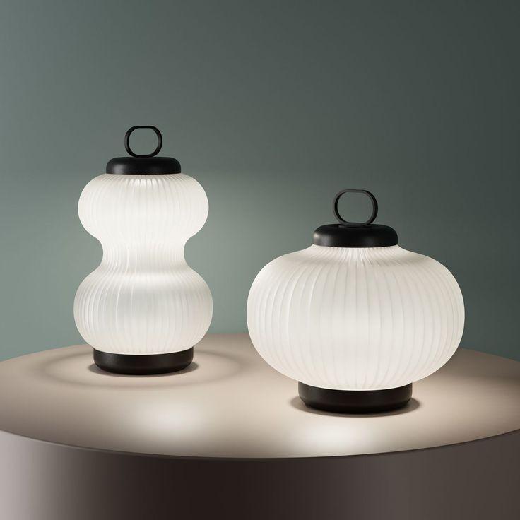 Kanji Table Lamp by Fontana Arte