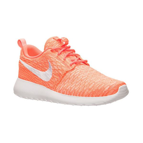 huge discount c6dd5 c901a ... germany womens nike roshe one flyknit casual shoes 2 615 uah liked on  polyvore a8649 c7628