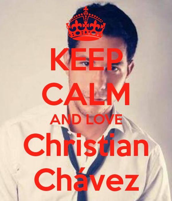 Keep calm: Christian Chávez (04)