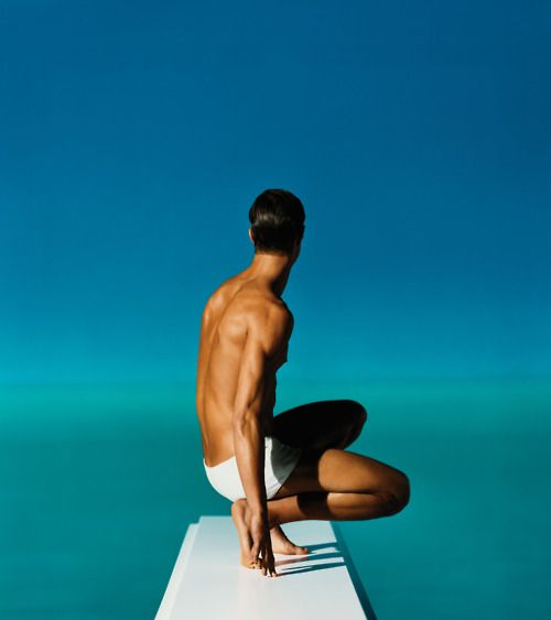 : Blue Ocean, Blue Sky, Open Spaces, Human Form, Allthingstan Sttropez, Photo, Deep Blue, Hot Guys, Blue Things