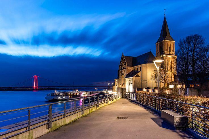 https://flic.kr/p/CpVMjB | Martini Kirche Emmerich am Rhein | Testing new stuff…