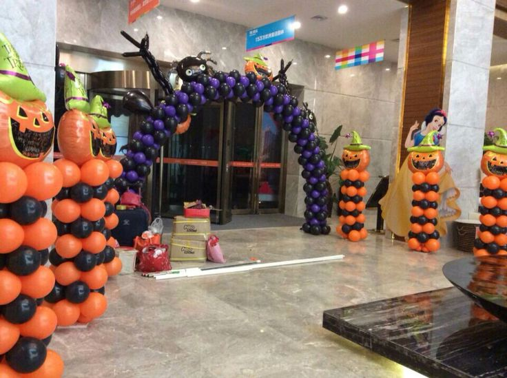 Best monsters and scary balloons images on pinterest