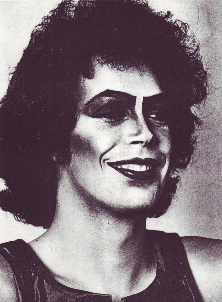 the rocky horror picture show, Frank `n Furter
