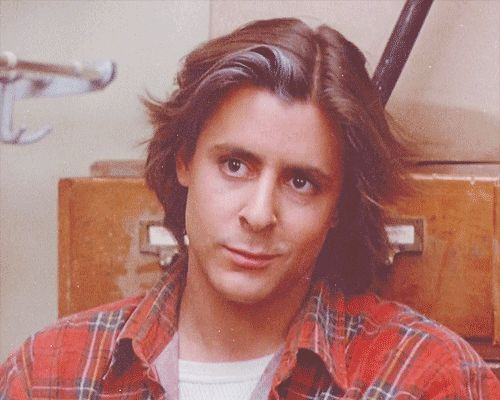 Judd Nelson as John Bender in The Breakfast Club