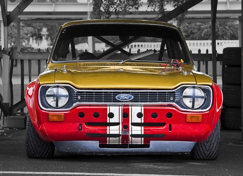 ford escort sprint car by jasoncornish on Flickr.TheAutoBible.Com