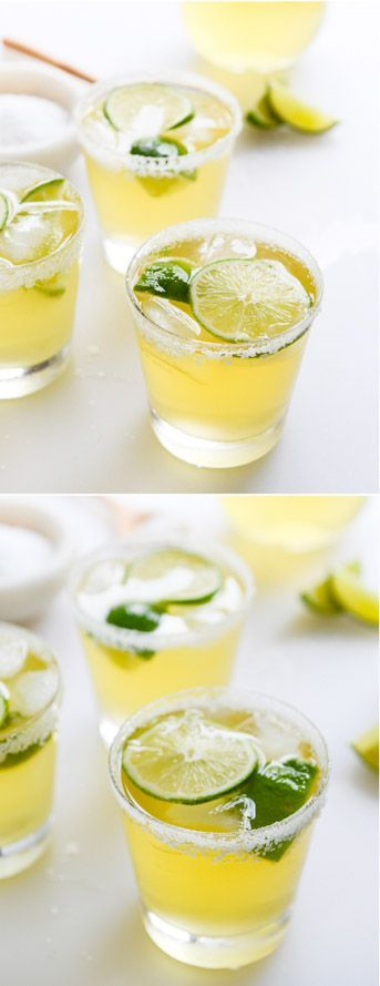 Ginger Beergaritas for the weekend! I howsweeteats.com