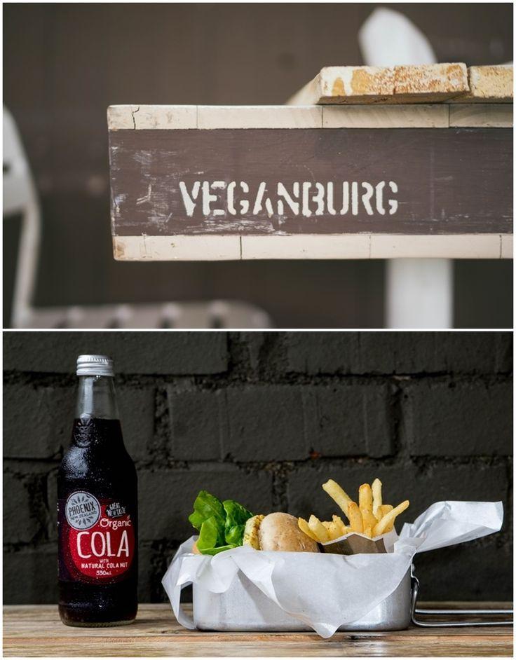 VeganBurg - plant-based eatery in San Francisco, CA - loads of vegan veggie burgers and more fun menu items! Opened Dec 2015!
