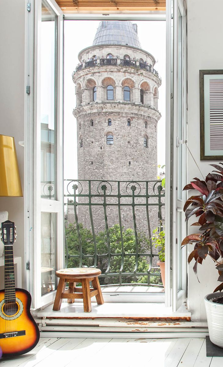 Galata-Istanbul, Turkey...