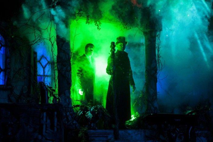 Creepy Halloween at Europa Park