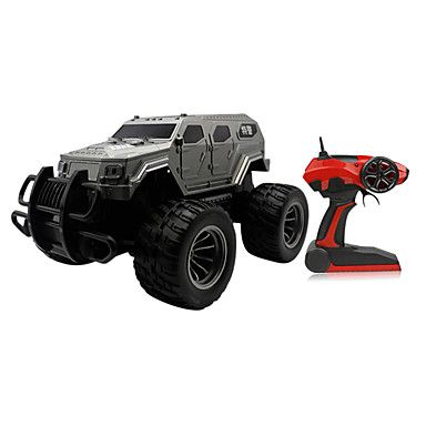 Buggy 1:12 RC Car Black / Gray Ready-To-Go Remote Control Car / Remote Controller/Transmitter / Battery Charger / Battery For Car #offroad #hobbies #design #racing #drift #motors #trucks #tech #rc #rccars