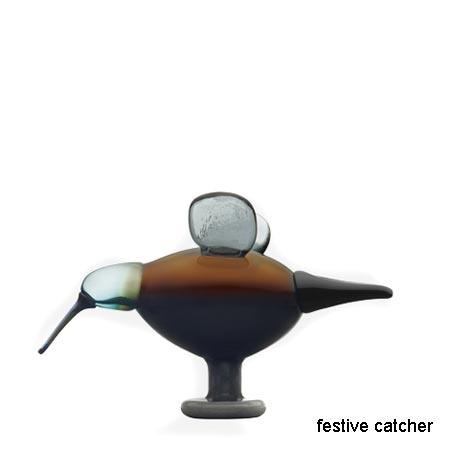 Festive Catcher - Oiva Toikka for Iittala
