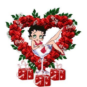 christmas pictures   Christmas Betty Boop - Betty Boop Fan Art (8428498) - Fanpop fanclubs