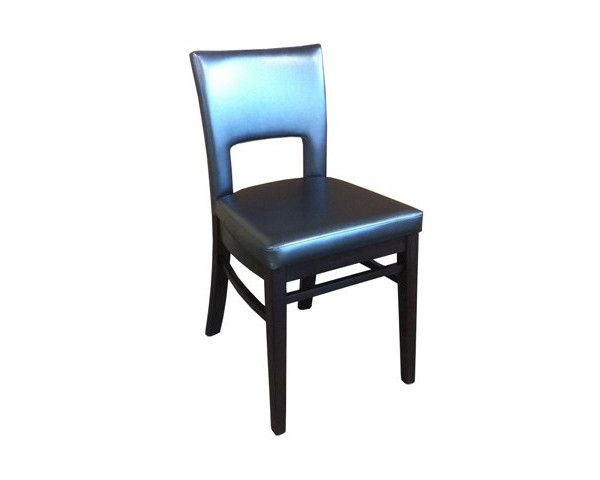 """SILK SIDE CHAIR CHOICE OF FABRIC ANDFINISHING 35"""" high 19"""" wide 18"""" seat depth 22"""" overall depth 19.5"""" seat height"""