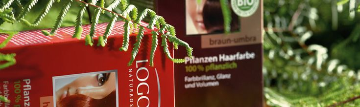 LOGONA Herbal Hair Colours gentle colouring as they only penetrate the outer cuticle of the hair & form a protective film around each hair strand. As a result, the hair structure not only remains intact, but the hair is also fortified & given more volume & shine. The natural colour pigments of your hair shine through the herbal colour. The final shade is created through a harmonious fusion between your original colour & the herbal tone…