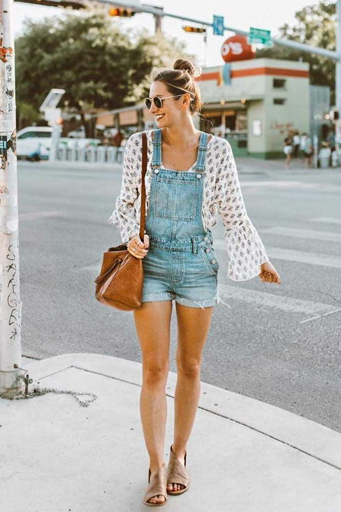 Wear Your Overalls With Flawless Style 1
