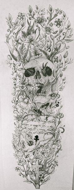 Full sleeve by josephblacktattoos on DeviantArt