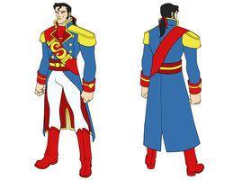 Victorian superman