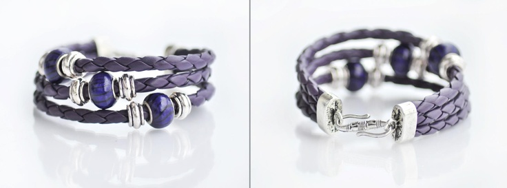 Hand made jewellery; bracelet by Martyna; find on www.facebook.com/BizuteriaLowyt