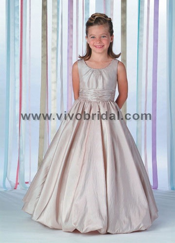 Vivo Bridal - Flower Girl DressE-0020