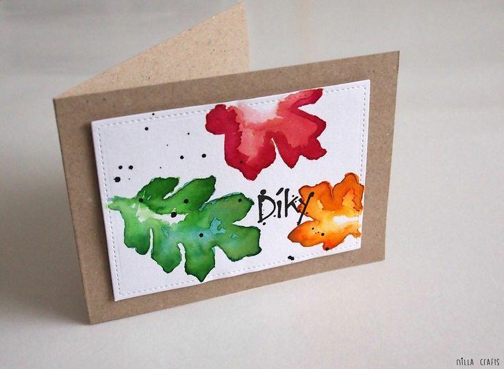 Diky | Thanks (September Simple Kit) #pebbles #pebblesharvest #madewithPebbles