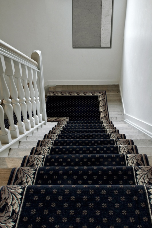 San lorenzo is a range of stair runner that could last a for Woven carpet for stairs