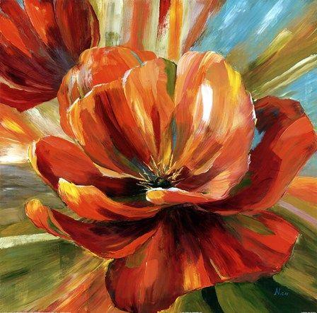 'Island Blossom' ~ Van Gogh