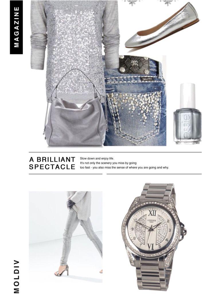 Glitz & Glam   VX Vendoux!  #VendouX #Watch #Fashion #VX #StyleYourOutfit  #OOTD  #MS70120 #Swarovski #Crystals  Staal €129, ook verkrijgbaar in Rosé ⌚️  Kijk voor de dealer bij jou in de buurt op www.vendoux.com