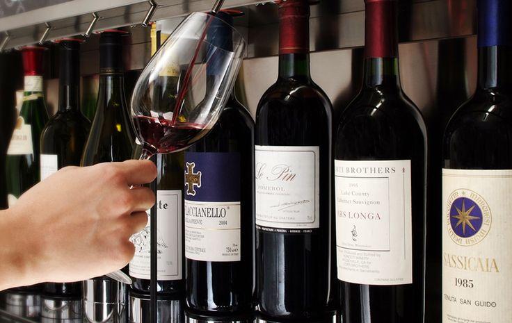 Sono arrivati i Dispenser #vino #Wineemotion! Scoprili qui! http://idssermide.com/dispenser-per-vino-bottiglia-ristoranti-bar/