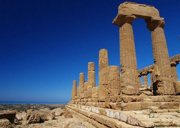 460 B C Sicily 460 Temple Models Greek Temples Order Temple