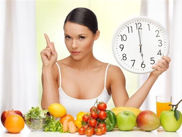 Η δίαιτα των 8 ωρών